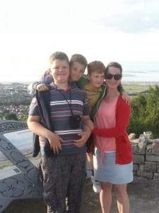 Homestay family North Wales